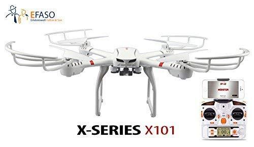 efaso Quadcopter (Drohne) MJX X101 ohne Camera