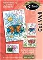 Divinityブティック59328カードボックス版Get Well Butterflies