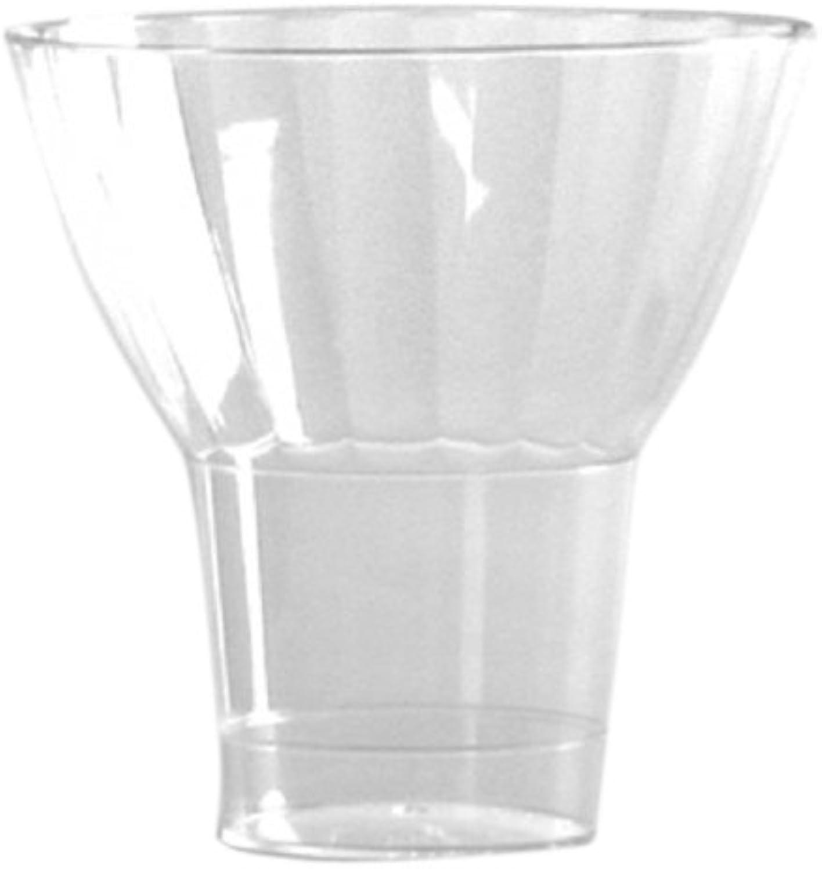 Classic Parfait Clear Rigid Plastic Parfait Cup, 9 Ounce (240-Count)