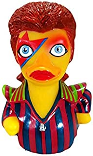 CelebriDucks Ziggy StarDuck Rubber Duck Bath Toy