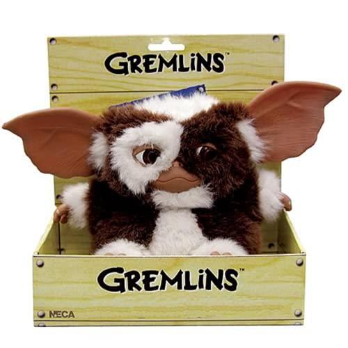 Gremlins Peluche Gizmo Deluxe (Sin Sonido) Neca