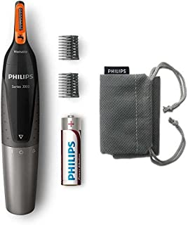Philips NT3160 Nose Trimmer (Black)