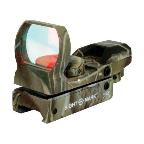 Sightmark Sure Shot Reflex Sight with Dove Tail, Camo