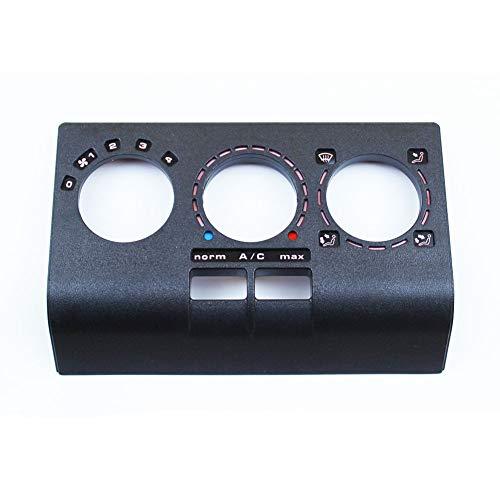 YJDTYM Manuelle Klimaanlage AC Switch Panel/Fit für Volkswagen Santana 3000 / Fit für Passat B3