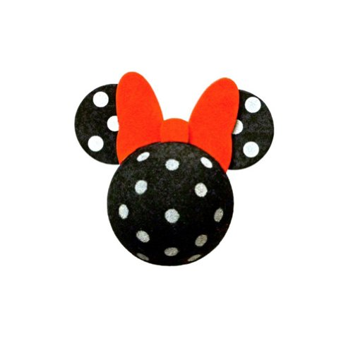 Disney Car Antenna Topper - Minnie Mouse Polka Dots