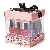 Best Nail Polish Kits - Marilyn Monroe Classic Colors 12-Piece Nail Elegance Nail Review