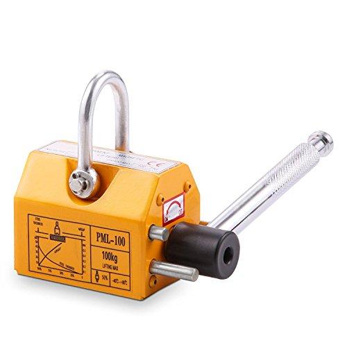 Silverline 2Kg Magnetheber Extra Stark Magnetstab Biegsam Flexibel Magnetgreifer