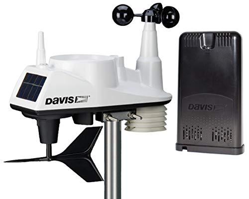 Davis Spezialpaket Weatherlink Wetterstation Vue 6100 EU + 6357