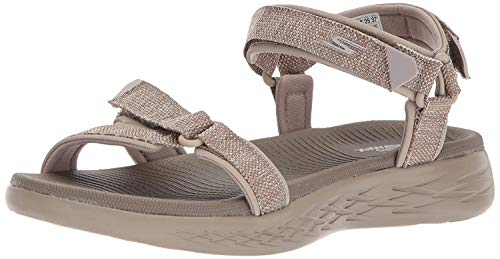 Skechers Outdoor Sandalen, Taupe