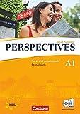 Perspectives - Französisch für Erwachsene - Ausgabe 2009 - A1: Kurs- und Arbeitsbuch mit Lösungsheft und Wortschatztrainer - Inkl. komplettem Hörmaterial (2 CDs) - Pierre Sommet