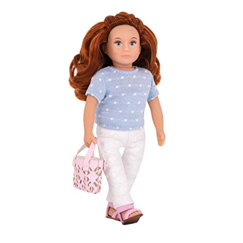 Lori Dolls Saffron Fashion Puppe 15,2 cm