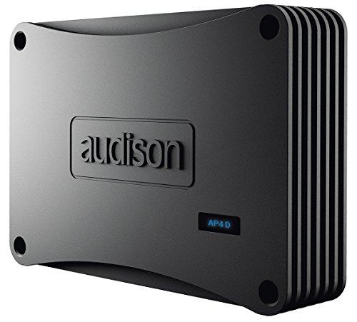 Audison AP4-D digitale 4-Kanal Endstufe