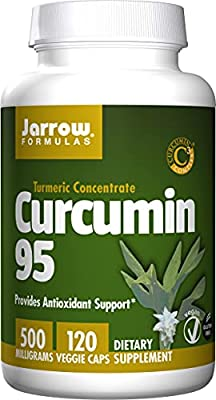 Jarrow Curcumin 95 (500mg, 120 Capsules)