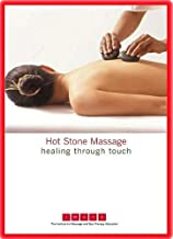Hot Stone Massage Full Body Video on DVD - Learn Healing Through Therapeutic Touch As Taught By 2 Master Instructors & 18 Pg Digital User Manual