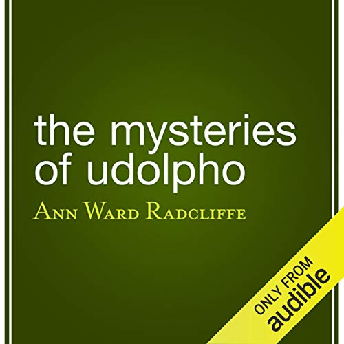 The Mysteries of Udolpho cover art