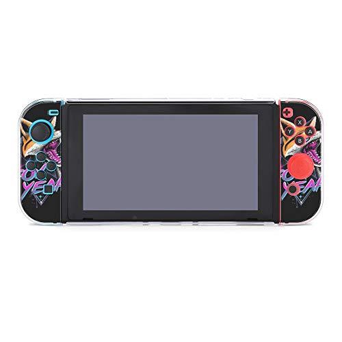 Schutzhülle für Nintendo Switch, Fox Yeah Pun Sonnenbrille, langlebige Schutzhülle für Nintendo Switch und Joy Con