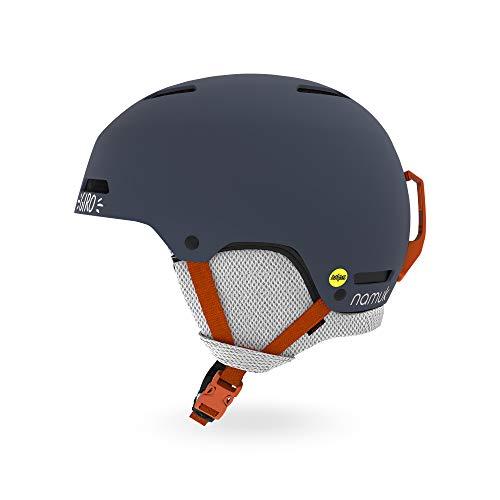 Giro Snow Unisex jeugd CRÜE Junior Mips skihelm, mat True Navi namuk, XS