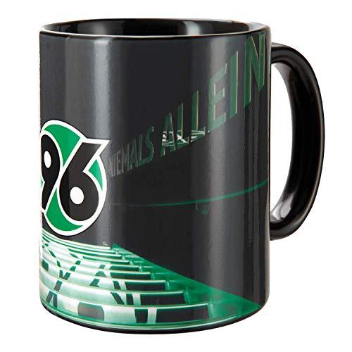 Hannover 96 Zaubertasse Spielertunnel