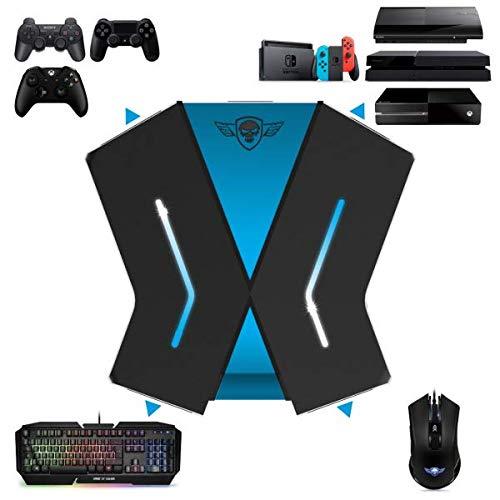 Spirit Of Gamer – Adaptateur CROSSGAME - Convertisseur pour Consoles Jeux Vidéo : Switch / PS4 / PS3 / Xbox One