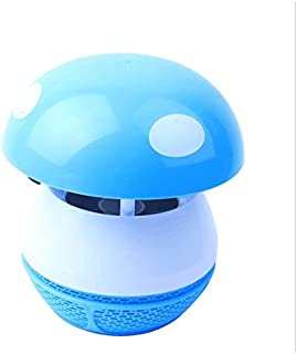 Household Ultra Silent USB Rechargeable Electronic LED Mosquito Insect Fly Repellent Killer Lamp