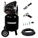 Husky 10 Gal. Portable Electric Air Compressor with Extra Value Kit