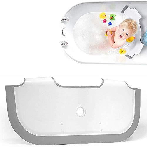 Smartpanda Bañera Portátil para Bebé - Batiente de separación de bañera-Batida de baño para bebé-Separador de bañera para Ahorro de Agua