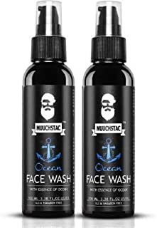 Muuchstac Ocean Face Wash, Pack of 2