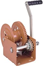 Dutton-Lainson Single Speed Hand Winch with Automatic Brake - 1500-Lb. Capacity, Model Number DLB1500A