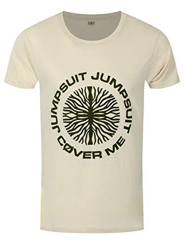 T-Shirt # L Unisex # Jump Seal Slim-Fit