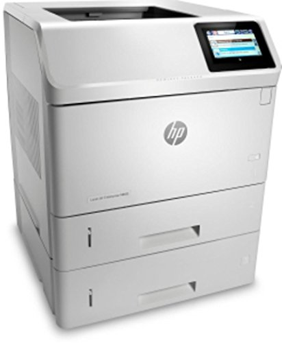 Review HP LaserJet M605x Laser Printer - Monochrome - 1200 x 1200 dpi Print - Plain Paper Print - De...