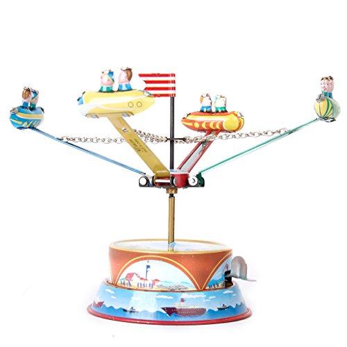 Sonde Rotative Modèle Jouet de Collection Cadeau pour Adulte