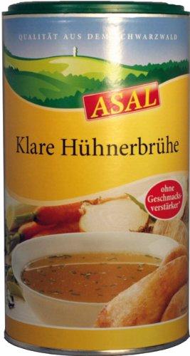 Asal Klare Hühnberbrühe 588 g