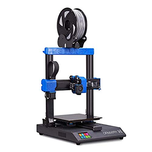 2019 New Artillery Genius 3D-Printer I3 high-Precision Desktop Dual z-axis TFT Screen 98% Integrity