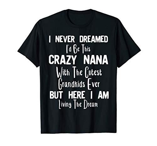 I Never Dreamed I