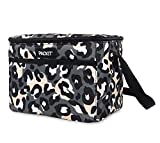 PackIt Freezable Everyday Lunch Box, Wild Leopard Gray