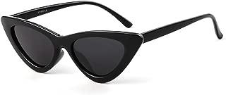 Polarized Clout Cat Eye Sunglasses Women Vintage Mod Style Retro Kurt Cobain Sunglasses