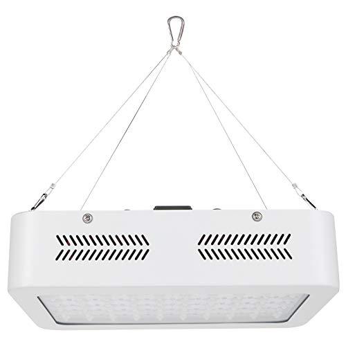Labuduo LED Grow Light, 85-265V Fácil de Instalar Grow Light, para Cultivo de Plantas de Invernadero de Flores(European regulations)