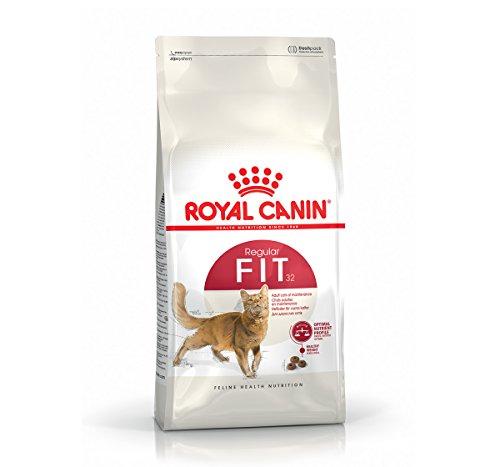 ROYAL CANIN Fit 32 Secco Gatto kg. 15 - Mangimi Secchi per Gatti Crocchette