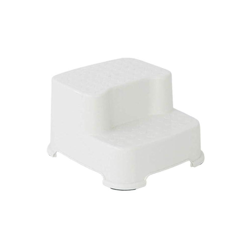 食品料理早めるスクワットステップトイレスツール滑り止めバスルームスクワットエイド適切なトイレの姿勢のフットスツール