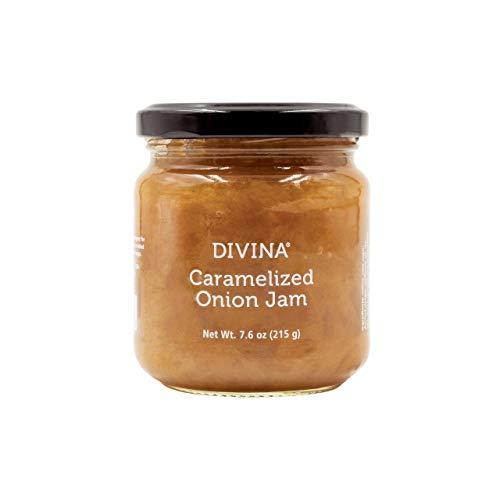 Divina Caramelized Onion Jam, 7.6 Ounce