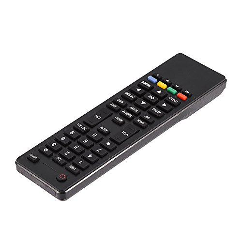 Tosuny Mando a distancia para TV Haier HTR-A18M 55D3550 40D3500M 48D3500, material ABS, portátil, duradero.