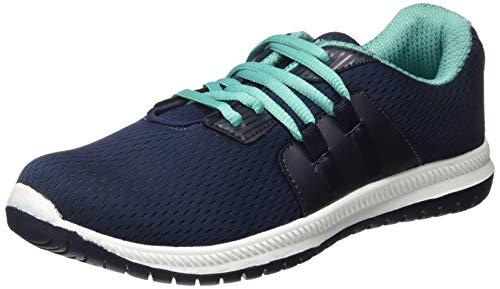 Aqualite Men's Grey/Orange Running Shoes-8 UK/India (42 EU) (Aqua_MAX-202GRY/ORG08)