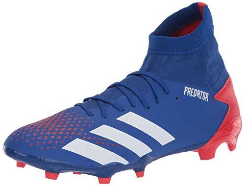 adidas Men's Predator 20.3 Fg Shoe, Team Royal Blue/FTWR White/Active Red, 9 M US