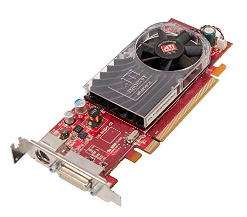 First4GraphicCards Dell 0CP309 ATI Radeon HD 2400 XT PCI Express x16 Dual-Display Grafikkarte