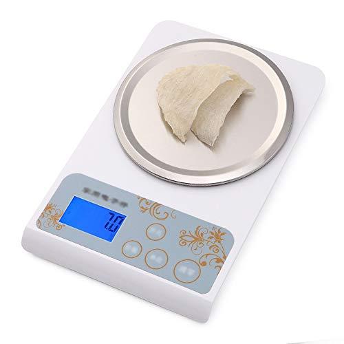 Balances de cuisine - Balances en acier inoxydable, affichage HD, petites échelles de balance de cuisine à la maison de précision pour la cuisine à la maison - 3 gammes disponibles (taille : 2kg)