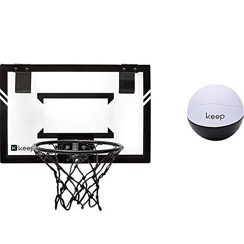 XZYB-lqj Songmin Unisex Mini Micro Basketballkorb Basketball Brett Startseite Indoor Basketball Ständer Schwarz One Size Basketball-System