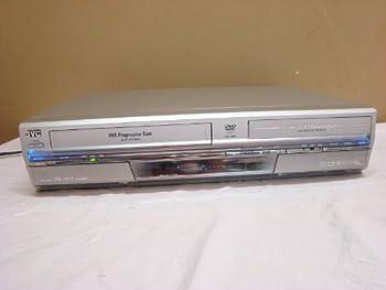 JVC DR-MV1SU DVD RECORDER & Hi-Fi VHS VCR Combo/ DUAL TUNER