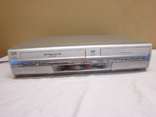 Cheap JVC DR-MV1SU DVD RECORDER & Hi-Fi VHS VCR Combo/ DUAL TUNER