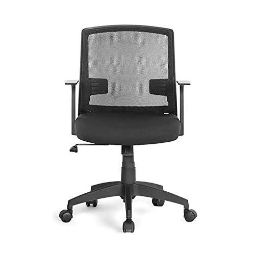 Cadeira Office Entrada com Braços Fixos Preto Multilaser GA180 GA180