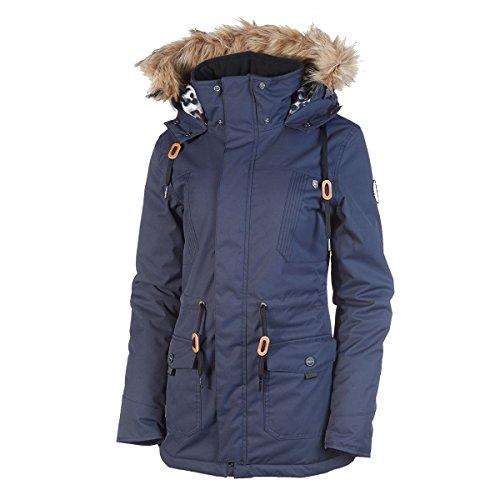 Rehall Olivia-R Snowjacket Parka Womens Damen-Skijacke 50366 Navy Gr. S